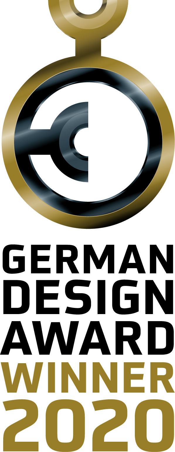 German Design Award 2020 - Winner